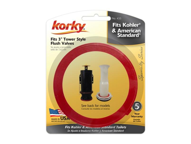 Kohler 3 Toilet Flush Valve Seal Kit