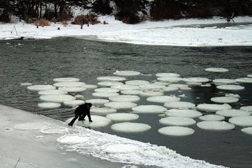ice circles