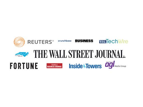 Both local and national outlets like the Wall Street Journal, Inside Towers, and WRAL TechWire have covered Eco-Site in recent years.