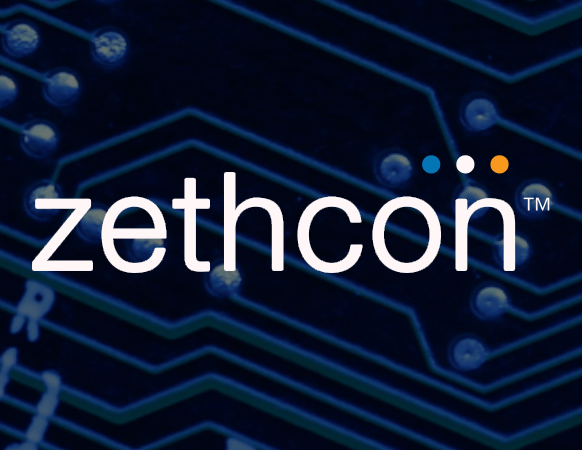 Read how we evolved Zethcon's logo.