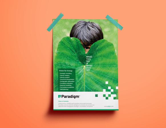 Paradigm branding case study