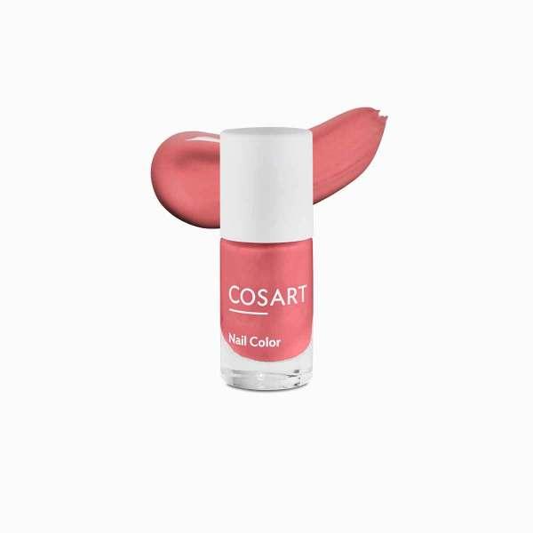 Nail Color Coral Blush