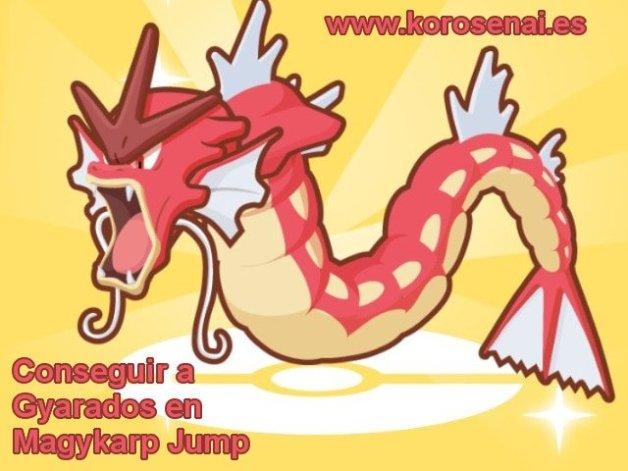 Gyarados Shiny Magikarp Jump