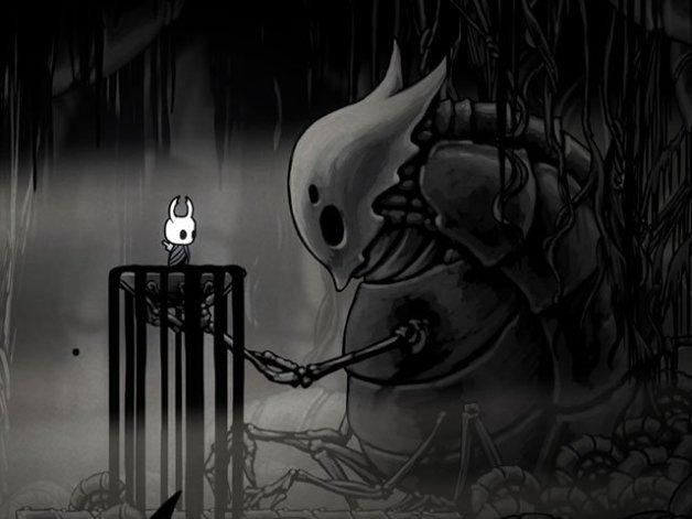 Hollow Knight Corazón del Vacío