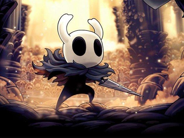 Hollow Knight: Godmaster