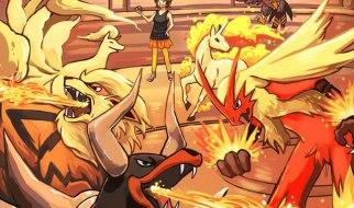 Mejores Pokémon de Tipo Fuego para Competitivo
