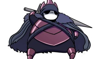Hermanos Oro y Mato Hollow Knight