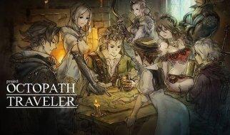 Personajes de Octopath Traveler