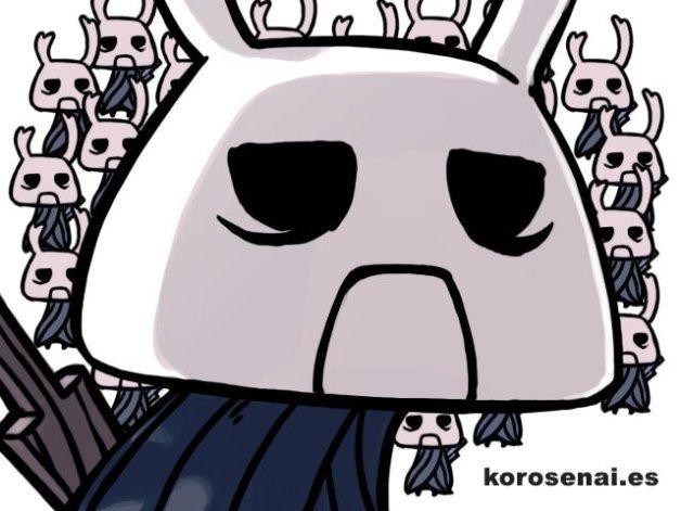 Eterna Disputa Hollow Knight Zote