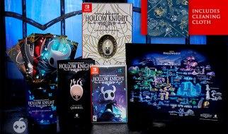 Hollow Knight Edición Física de Coleccionista
