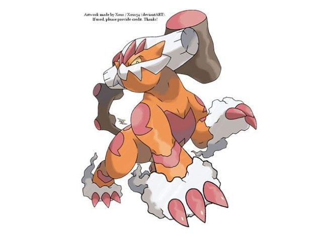 Landorus Therian Pokémon