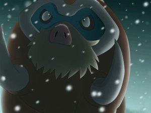 Mamoswine Pokémon