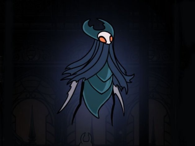 Señor Desleal Hollow Knight