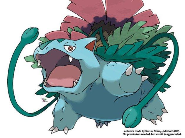 Mega Venusaur Pokémon
