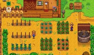 Agricultura Stardew Valley