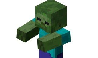 Zombie Común de Minecraft