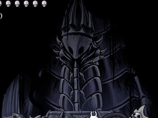 Fragmentos de Vasija en Hollow Knight