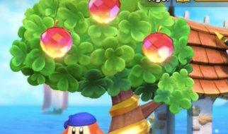 Conseguir Gemas Manzana en Super Kirby Clash