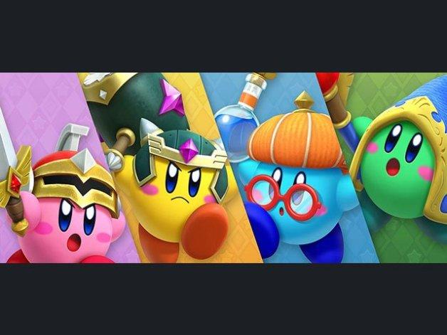 Habilidades en Super Kirby Clash