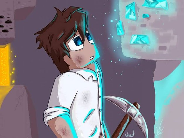 Minerales en Minecraft