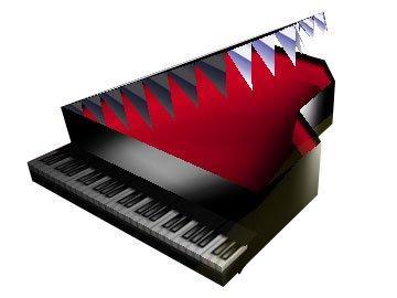 Piano Maligno de Super Mario 64