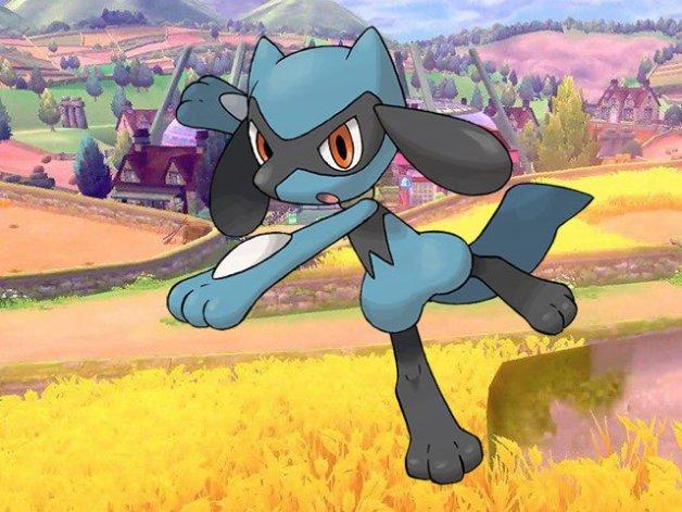 Conseguir a Riolu y Lucario en Pokémon Espada y Escudo