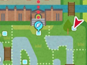 Localización de Lucario en Pokémon Espada y Escudo