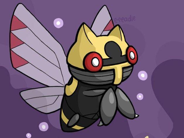 Ninjask: El Pokémon más Rápido de Espada y Escudo