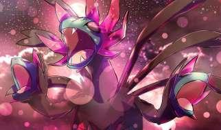 Hydreigon en Pokémon