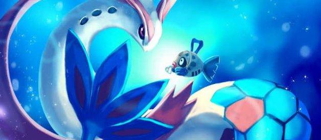 Milotic en Pokémon