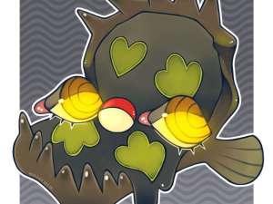 Stunfisk de Galar en Pokémon