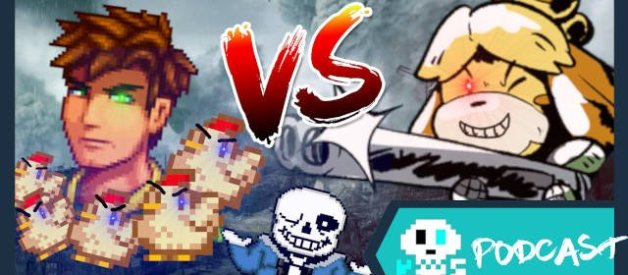 Animal Crossing VS Stardew Valley