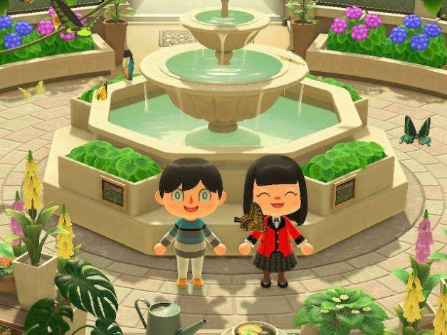 Bichos en Animal Crossing New Horizons