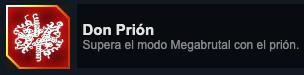 Logro Don Prión en Plague Inc