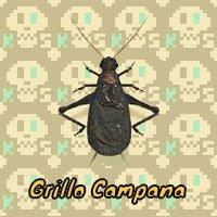 Grillo Campana en Animal Crossing New Horizons