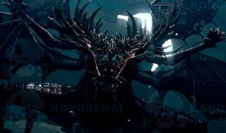 Dragón Boquiabierto en Dark Souls