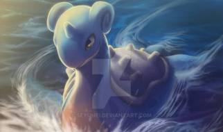 Lapras en Pokémon