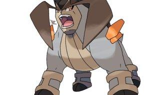 Terrakion en Pokémon