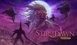 Blasphemous The Stir of Down, el Nuevo DLC