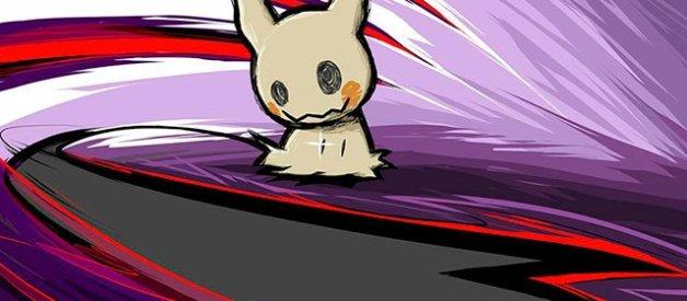 Mimikyu en Pokémon