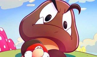 Goomba de la Saga Mario Bros
