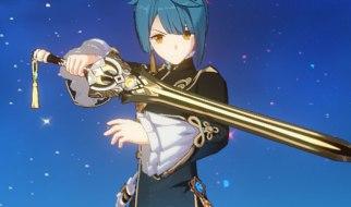 Espadas Ligeras en Genshin Impact