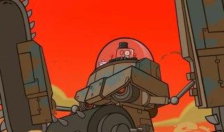 Big Slugger en Super Meat Boy Forever