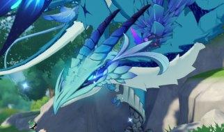 Dvalin o Stormterror en Genshin Impact