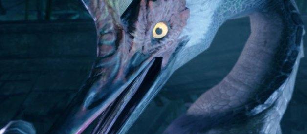Aknosom en Monster Hunter Rise