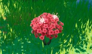 Flor de Seda en Genshin Impact