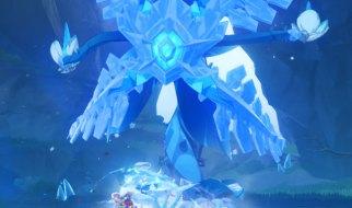 Regisvid Cryo en Genshin Impact