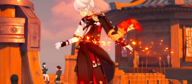 Maestría Elemental en Genshin Impact