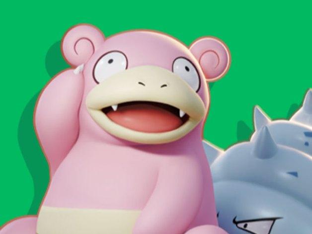 Slowbro en Pokémon Unite