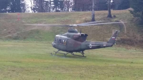 Helikopterska nujna pomoč